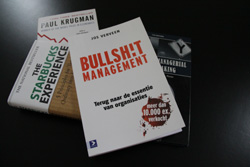 Boekrecensie: Bullshit Management